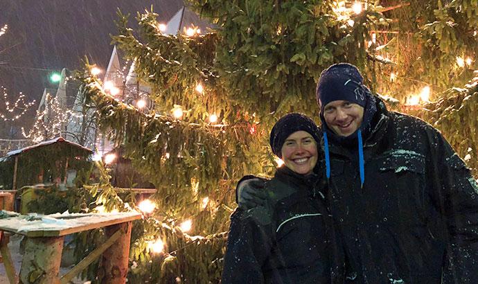 Frohe Weihnachten, merry Christmas – Lisa Drath